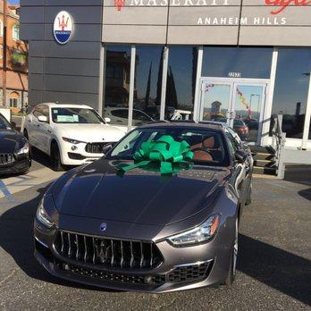 Maserati Anaheim Hills >> Maserait Of Anaheim Hills 36 Photos 129 Reviews Car Dealers