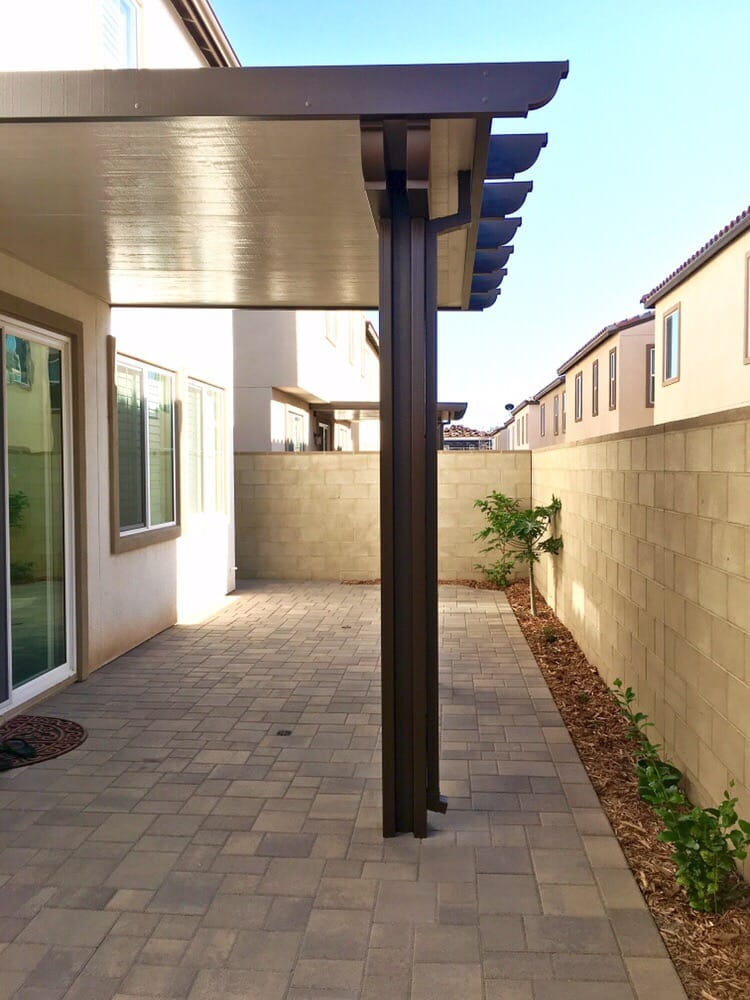 Lovely Photo Of Pavers U0026 Patio Covers   Fullerton, CA, United States. Duralum Solid