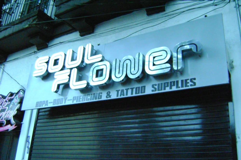 Estudio Tatuajes Nomadas Guadalajara soulflower - tattoo - av hidalgo 811, guadalajara, jalisco, mexico