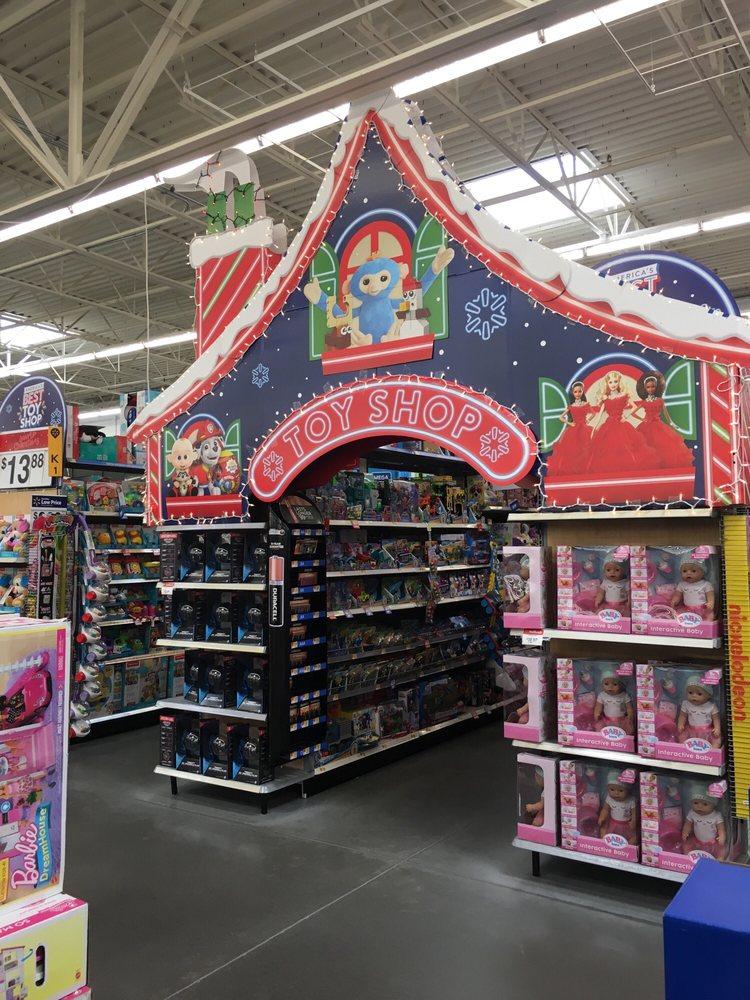 Walmart Supercenter: 700 6th St N, Socorro, NM