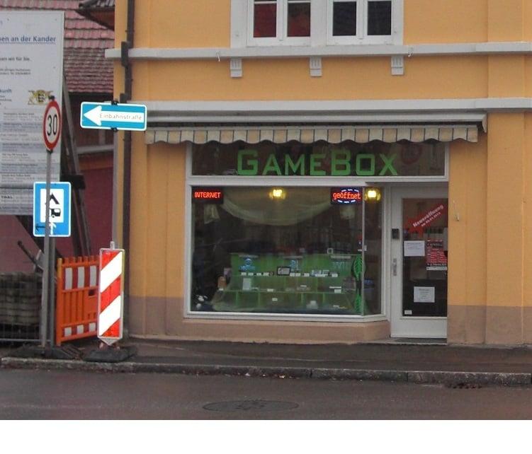 Gamebox kandern noleggio video e videogiochi for Noleggio cabina julian dal proprietario