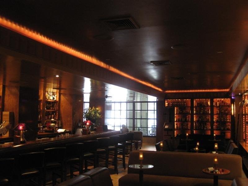 Restaurants Near Brandy Library