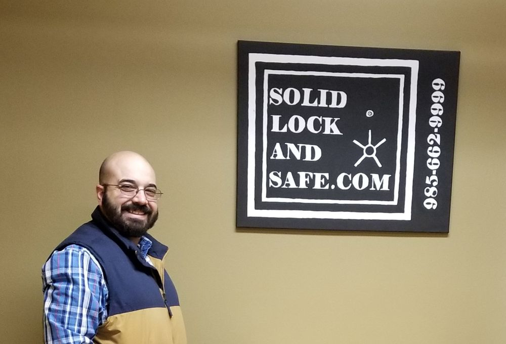 Solid Lock and Safe: 522 N New Hampshire, Covington, LA
