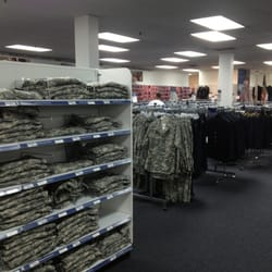 Fort Carson Clothing Sales Store