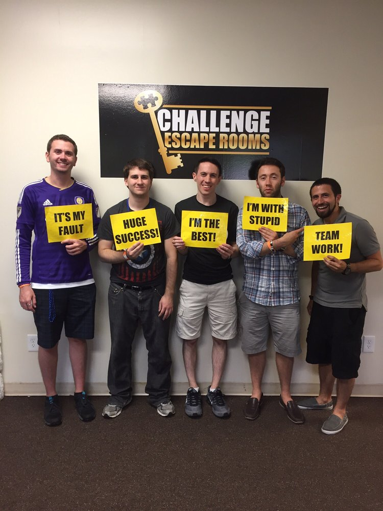 Challenge Escape Rooms: 180 E Main St, Patchogue, NY