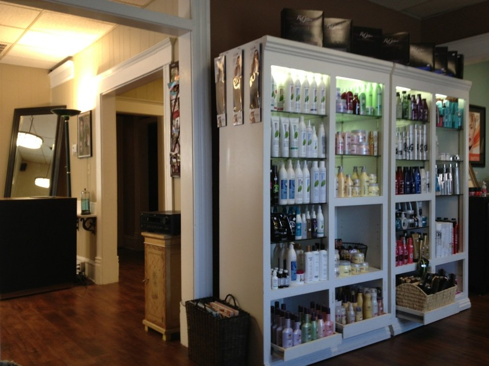 Hairlines Hair Salons 412 W Walnut St Rogers Ar Phone Number