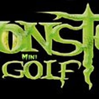 image about Monster Mini Golf Coupons Printable referred to as Monster mini golfing coupon codes printable