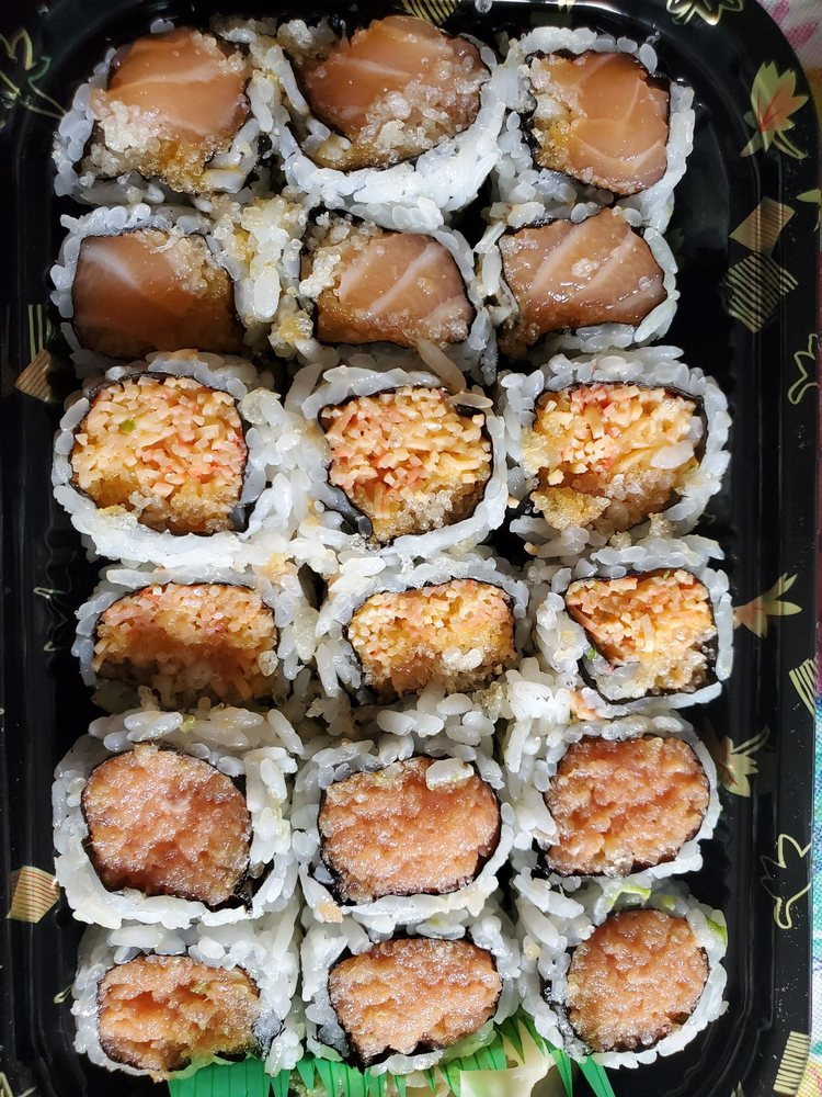 Food from Yasuo Ramen And Sushi