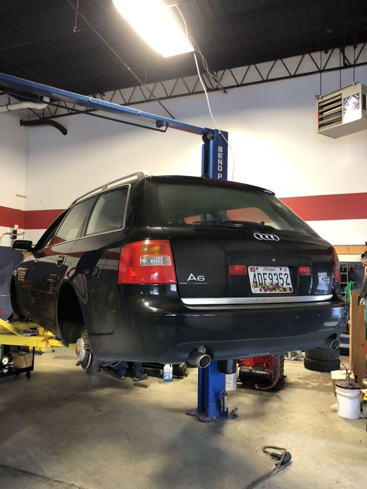 That Auto Shop: 1341 Hughes Ford Rd, Frederick, MD
