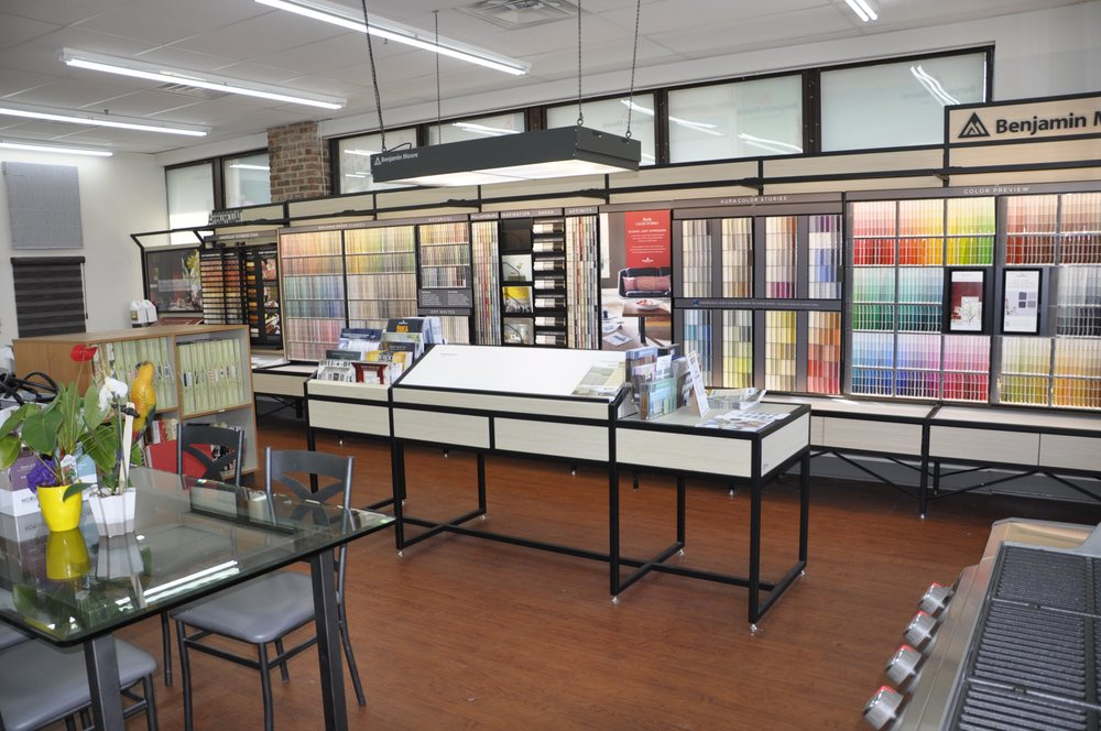 Wallauer Paint & Design: 52 College Ave, Nanuet, NY
