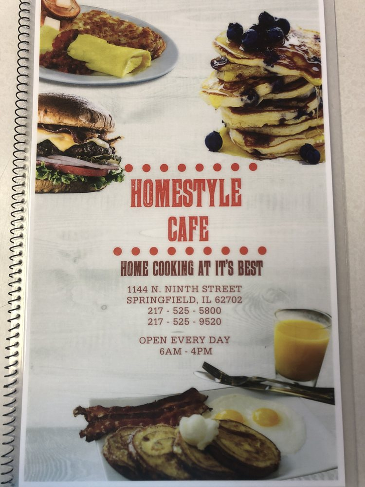 Homestyle Cafe