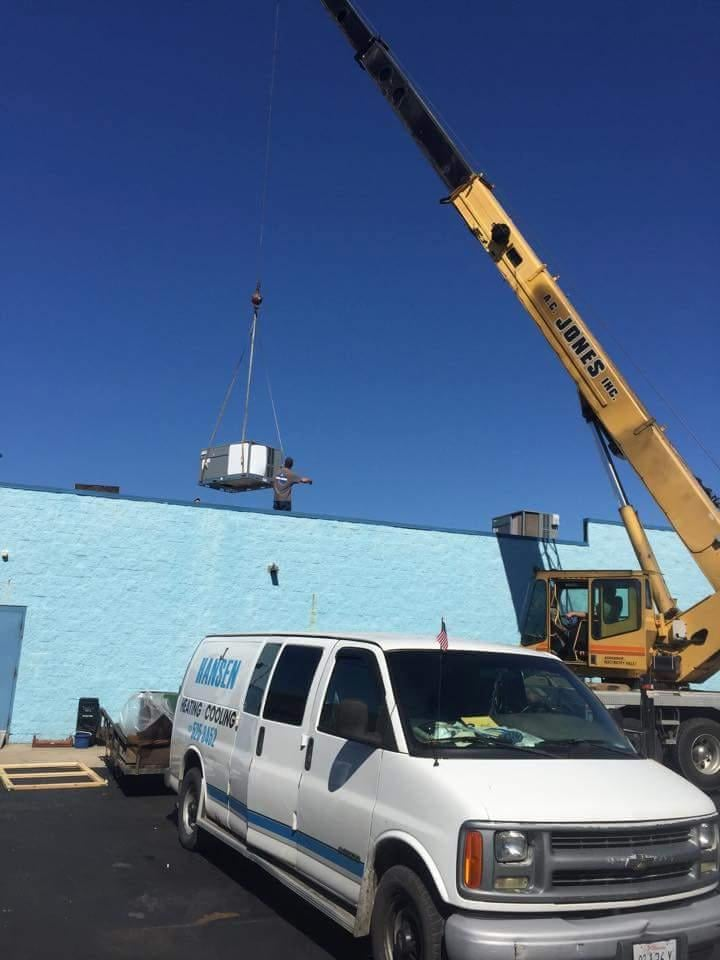 J. Hansen Heating & Cooling: Springfield, IL