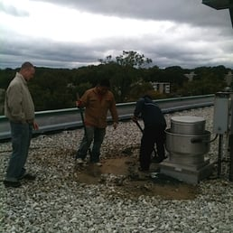 Photo Of DHI Roofing Contractor   Rockville, MD, United States. EPDM Repairs