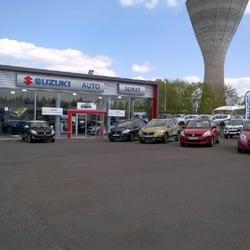 Concession suzuki somat concessionnaire auto 211 bd for Garage auto st cyr sur loire