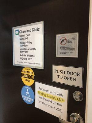 Cleveland Clinic - Bainbridge 17747 Chillicothe Rd Ste 100