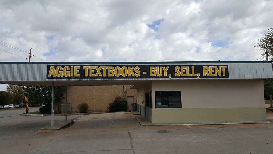 Aggie Textbooks: 2740 W Gore Blvd, Lawton, OK