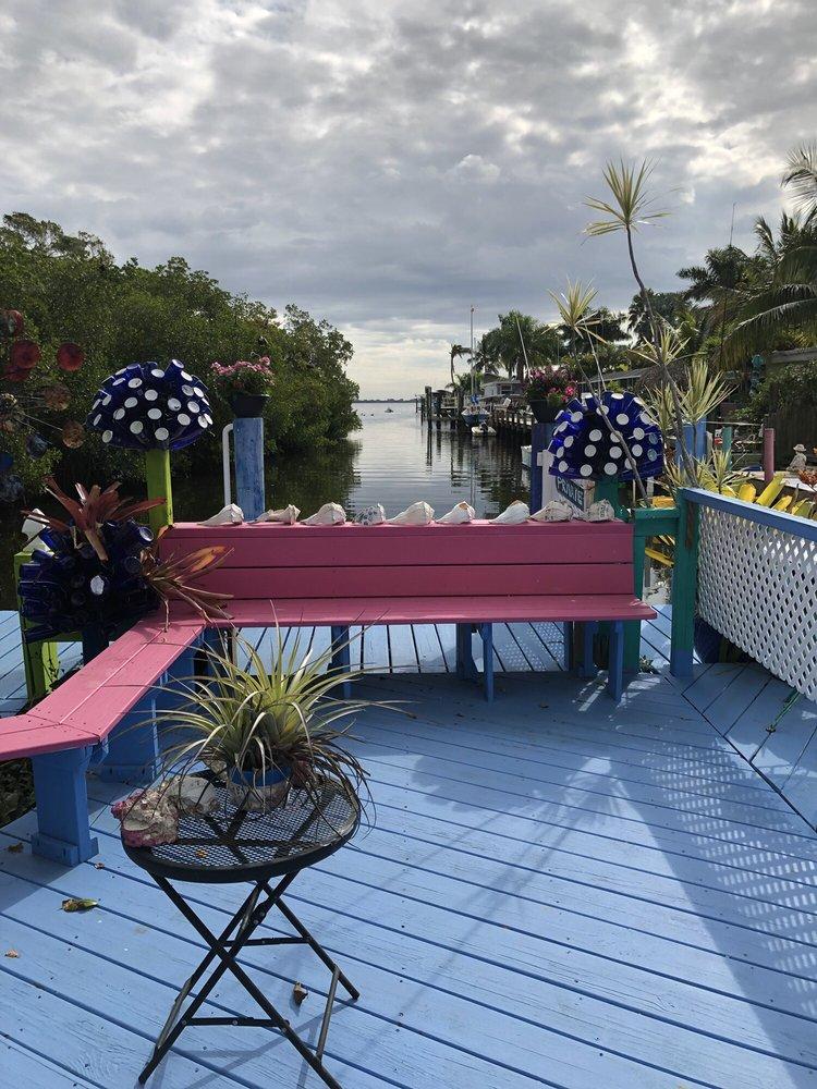 Lovegrove Gallery & Gardens: 4637 Pine Island Rd NW, Matlacha, FL