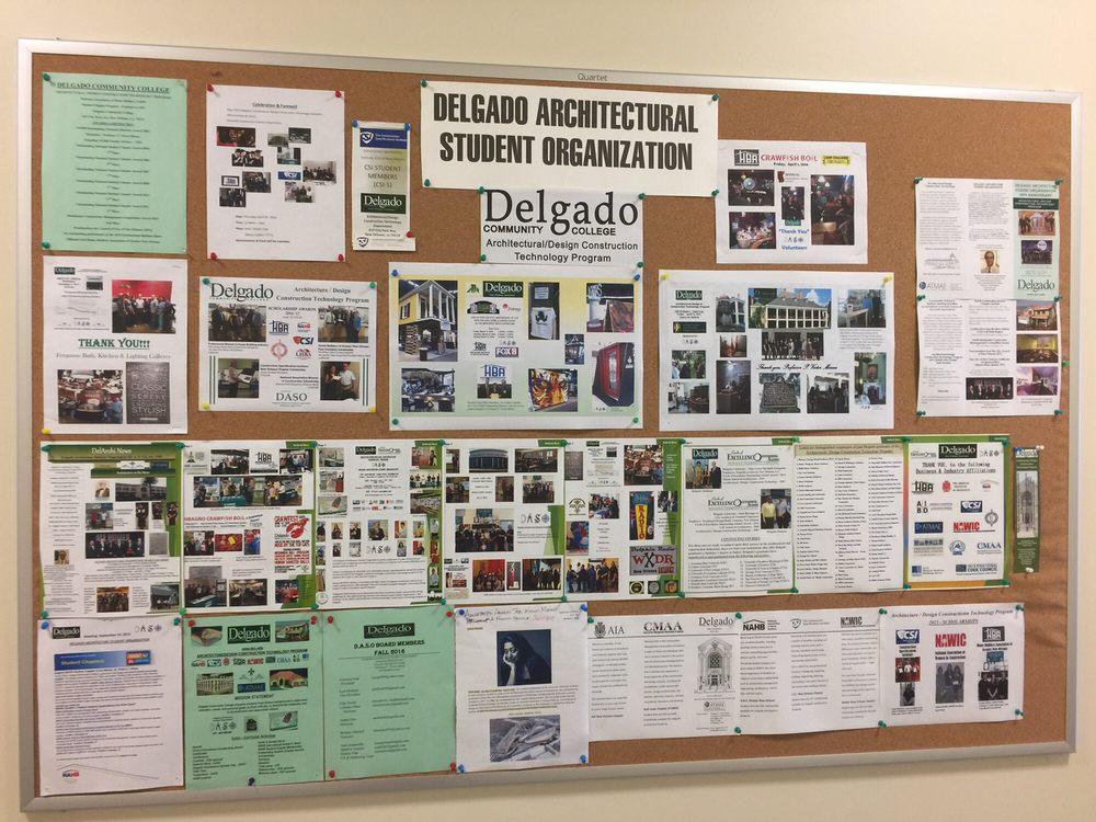 Delgado Community College - Sidney Collier