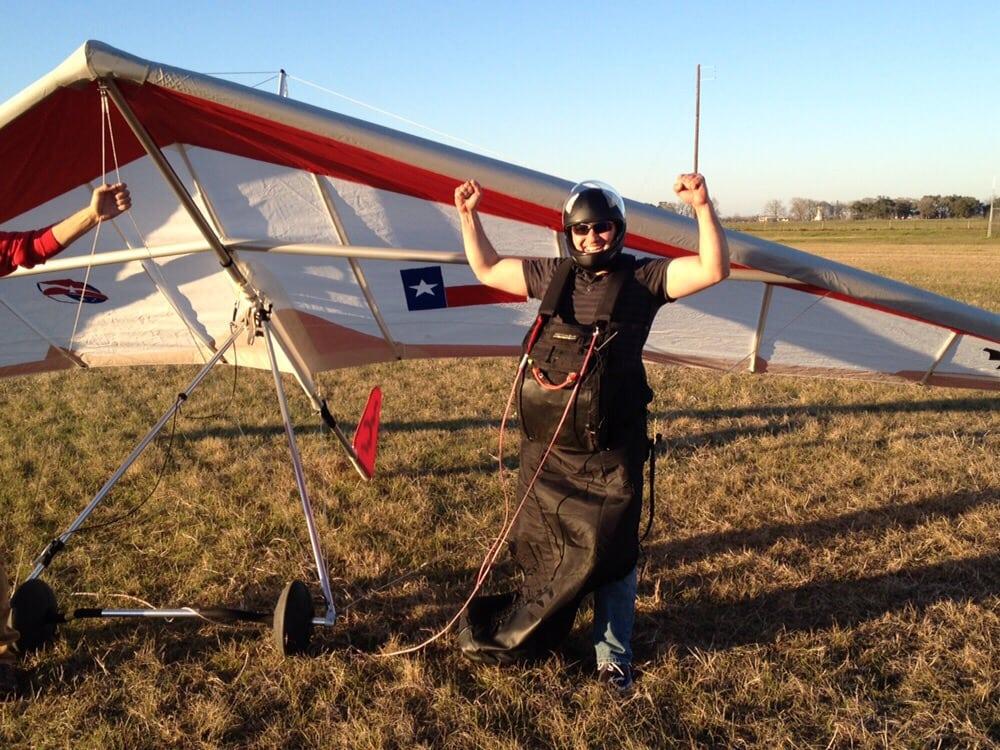 Cowboy Up Hang Gliding: 714 Wharton Municipal Airport Dr, Wharton, TX