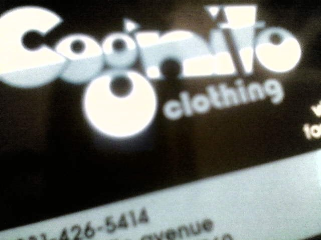 Cognito Clothing