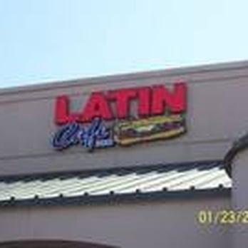Latin Cafe Brandon Fl Menu