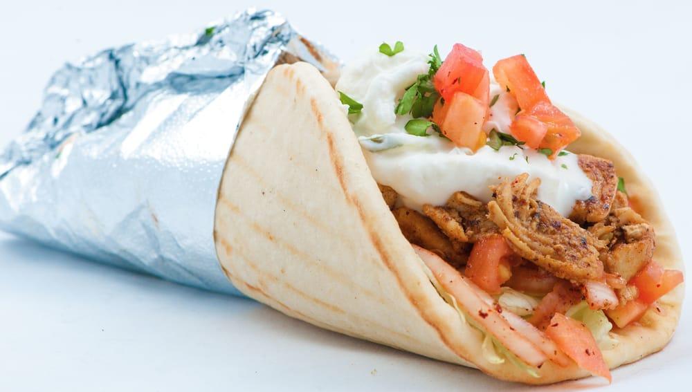 Pita Mediterranean Street Food: 4709 Ashford Dunwoody Rd, Atlanta, GA