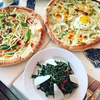 Photo Of Pizza Beach New York Ny United States Truffle Egg
