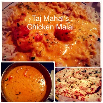Taj Mahal Restaurant Bakersfield Menu