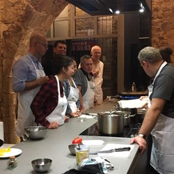 Tucson Native, Andy Ceron, began his culinary career at Loews Ventana  Canyon after graduating from EUHT StPOL Culinary School in Barcelona, Spain.