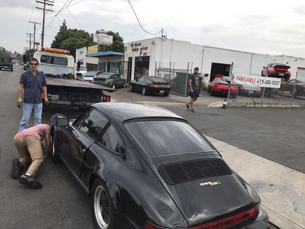Towing Unlimited: 656 Westlake St, Encinitas, CA