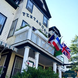 Photo Of Pentagoet Inn Restaurant Castine Me United States
