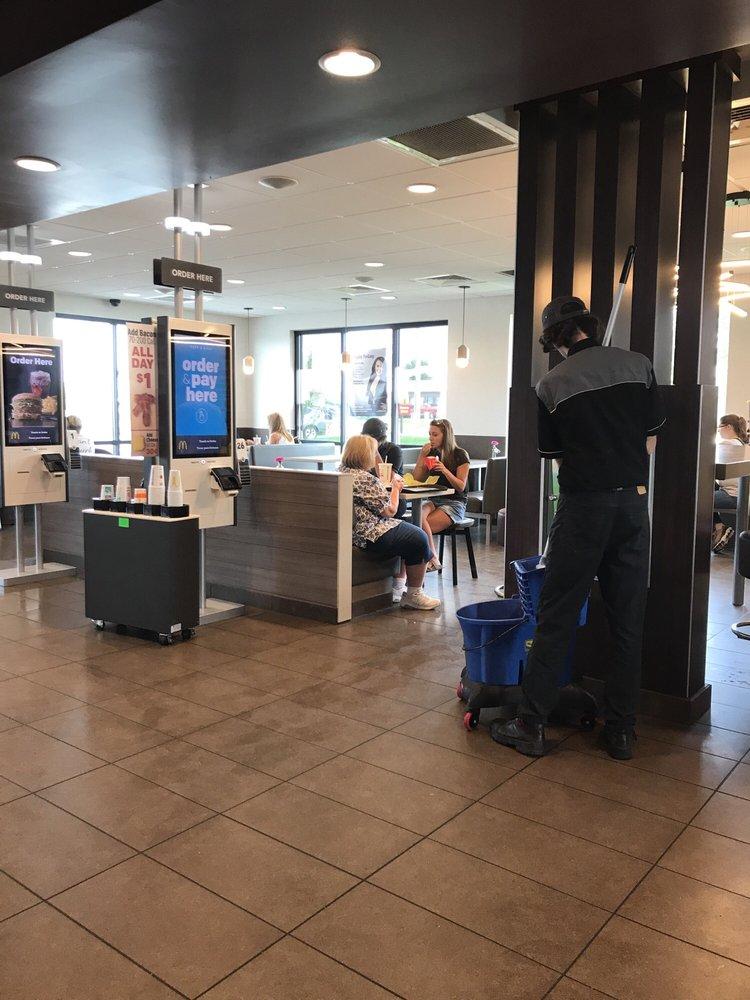 McDonald's: 59 68th St, Coopersville, MI
