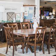 Ziglar Table Ramsey Photo Of Amish Crafted Furniture Tulsa Ok United States