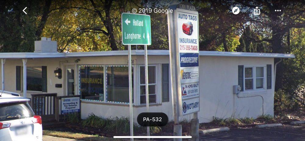 Priority Auto Tags & Insurance: 1201 Bridgetown Pike, Feasterville-Trevose, PA