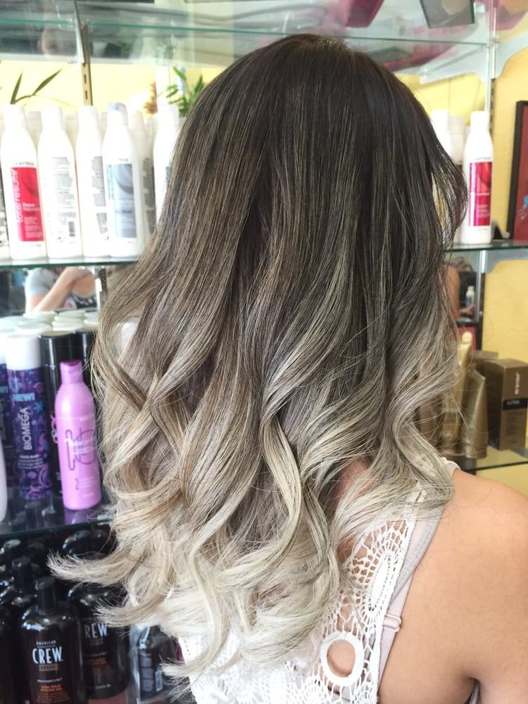 Perfect Ash Blonde Ombr 233 By Van Yelp