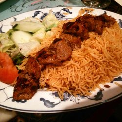 Middle eastern restaurants nicole t yelp for Ariana afghan cuisine