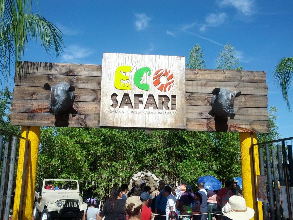 Centro Ecologico De Sonora Parques Y Jardines Blvd