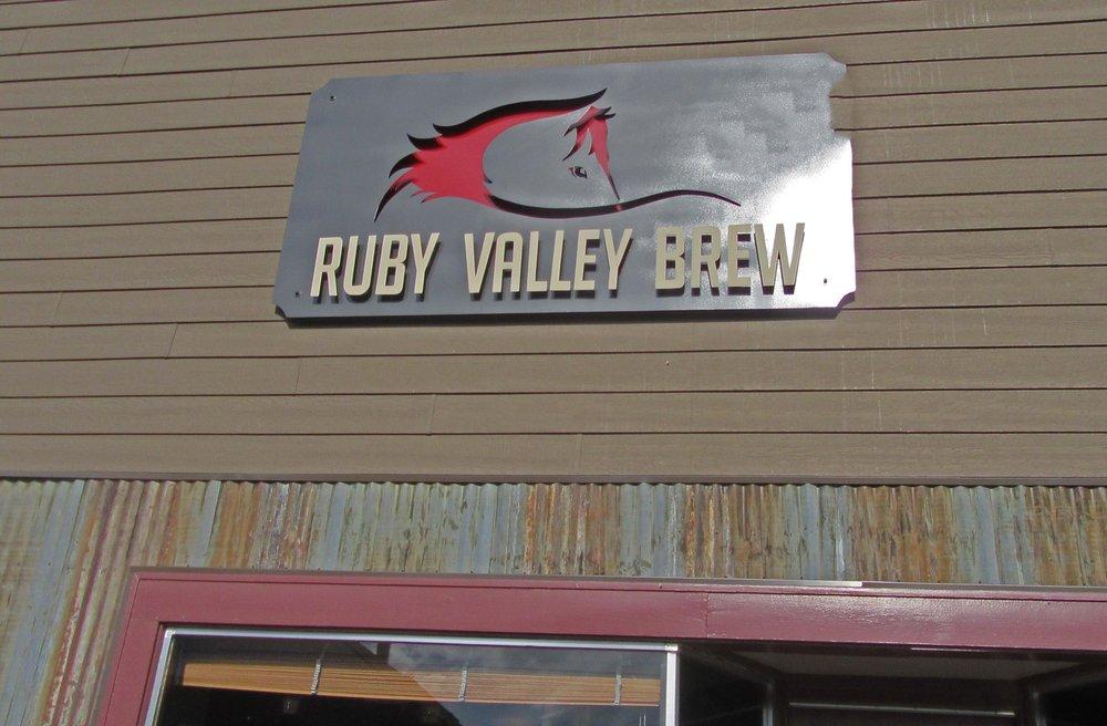 Ruby Valley Brew: 111 S Main St, Sheridan, MT