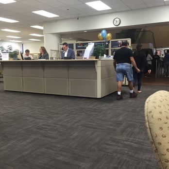 Photo taken at SchoolsFirst FCU Cerritos Branch by Cupcake S. on 12/17/ ...