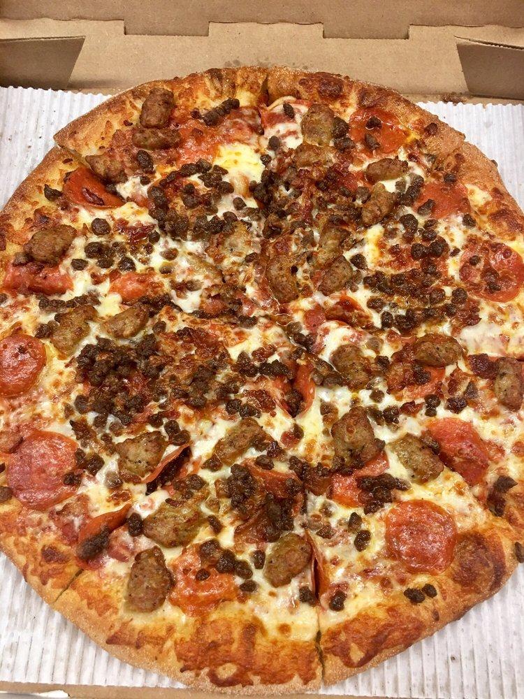 Marco's Pizza: 1208 W Fletcher Ave, Tampa, FL