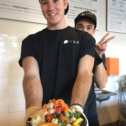 Photo Of Fins Poke Fusion Mission Viejo Ca United States Star Employee