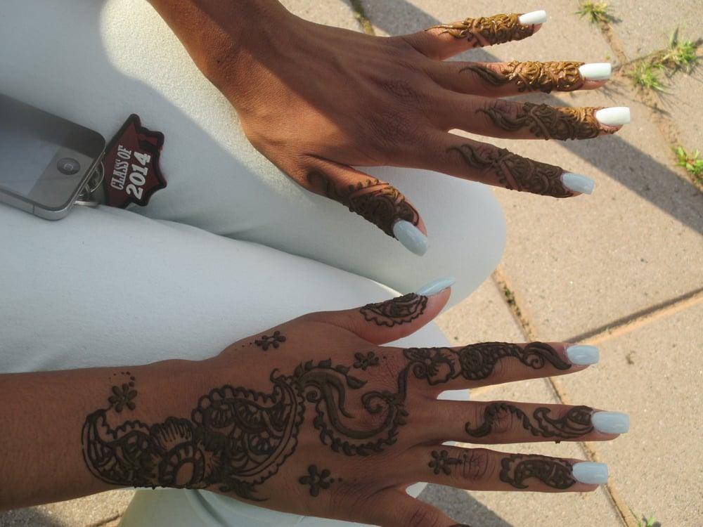Henna Tattoo Chicago Near Me: Zaira's Henna