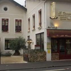 Restaurant Il Boccaccio Ville D Avray