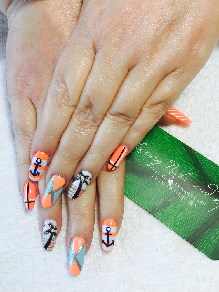 Luxury Nails and Spa Gift Cards and Gift Certificates - Abington, MA ...