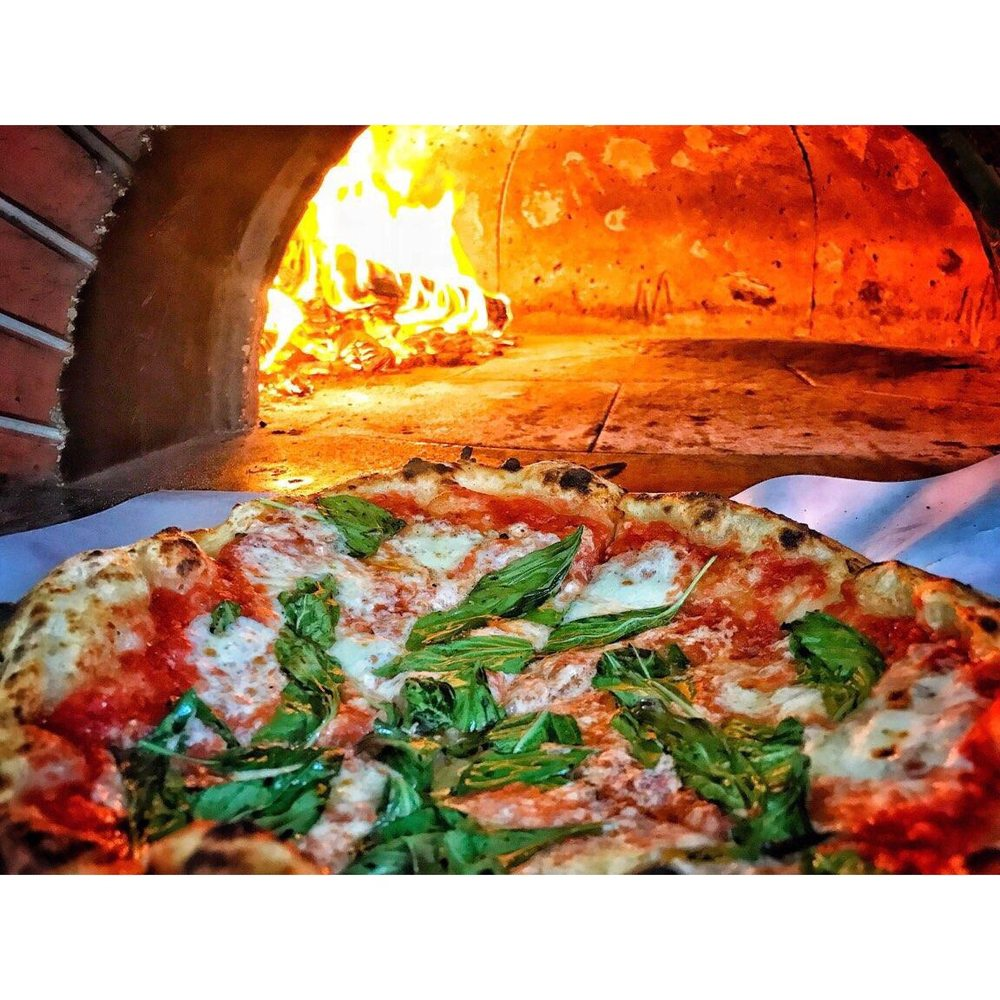 Jeff's Wood Fired Pizza: 127 Waterman Ave, East Providence, RI