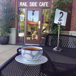 Railside Cafe San Dimas