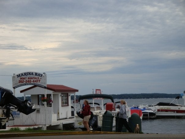 Lake Geneva (WI) United States  City new picture : Photo of Marina Bay Boat Rentals Inc Lake Geneva, WI, United States