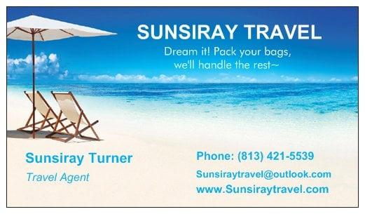 Sunsiray Travel: Tampa, FL