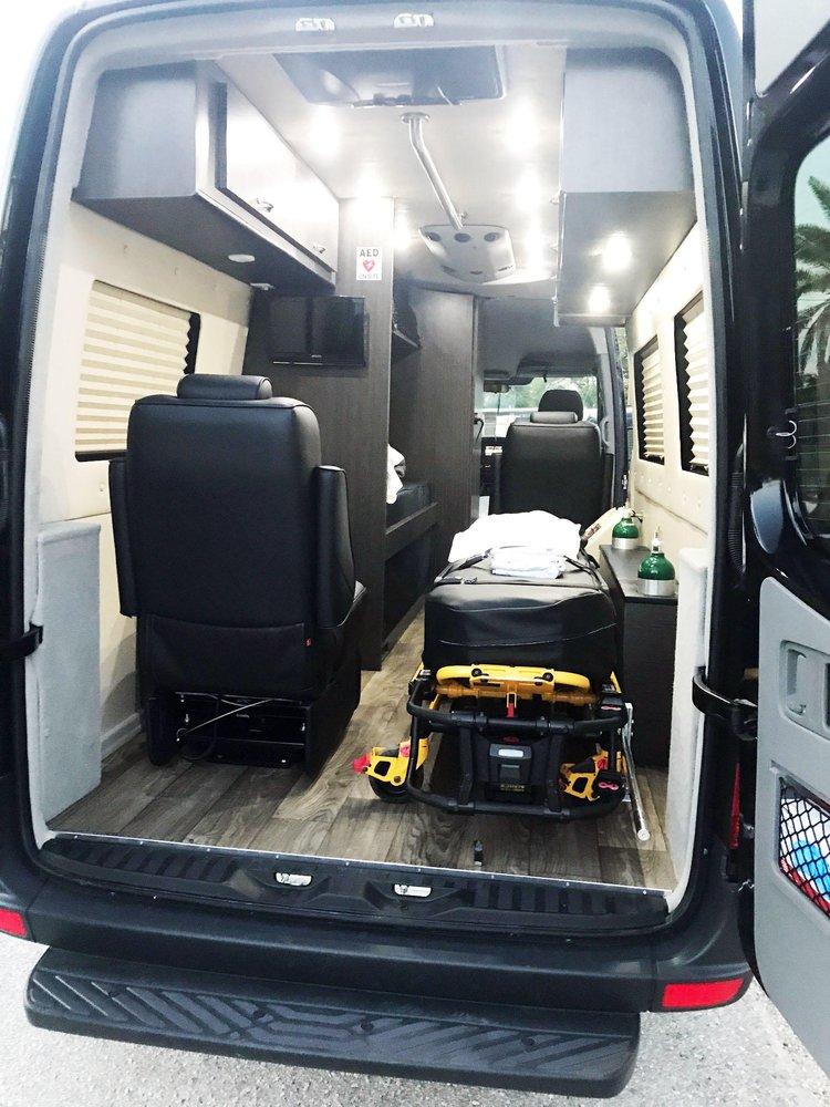 Medical Transport Services: 6500 121st Ave, Largo, FL