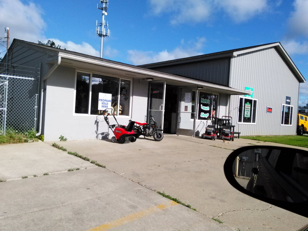 Nate's Lawn Shop: 6277 W Pierson Rd, Flushing, MI